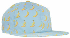 CRSHR Banana All Over Novelty Party Rave Summer Spring Break Sun Fun Hat Teal