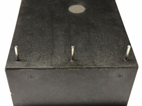 Astrodyne MTCA-1511-15W Ultraminiature Encapsulated Triple Output Power Supply
