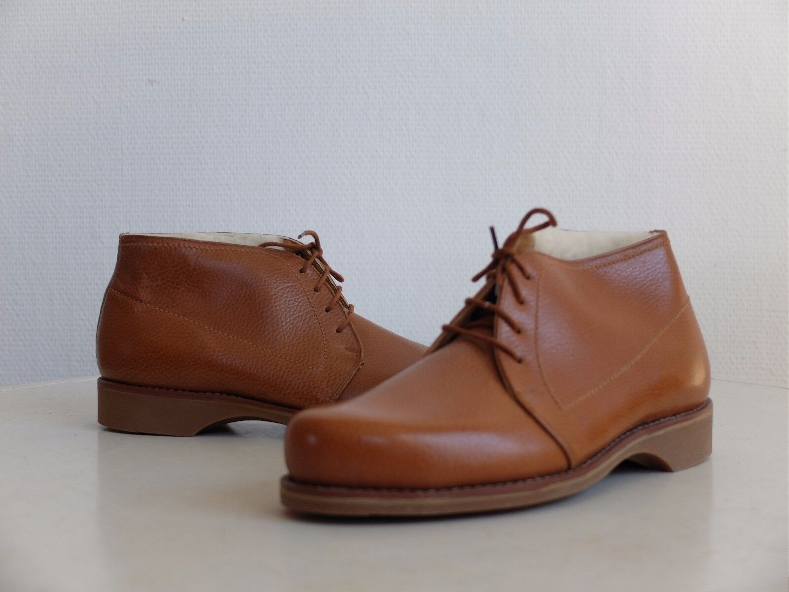 CONTINENTAL Damen WinterSchuhe Stiefel Leder Schuhe Damenschuhe True Vintage NOS