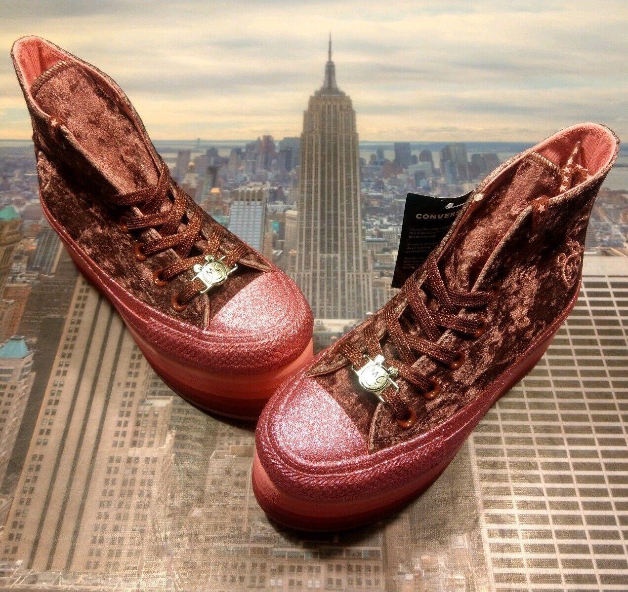 Converse x Miley Cyrus Chuck Taylor All Star Platform High Womens Size 5 563725c