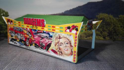 KitN ScaleKirmes bumper car ride1:160 Autoscooter DODGEMSBausatz