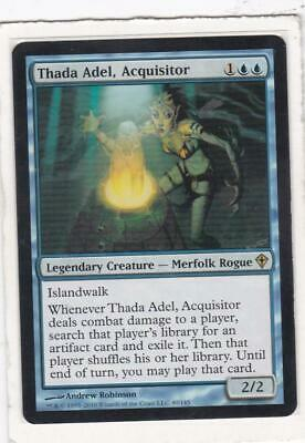 Acquisitor = Blue Worldwake Mtg Magic Rare 4x x4 4 Thada Adel