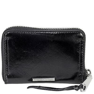 Rebecca Minkoff Mini Regan Leather Wallet - Choose color