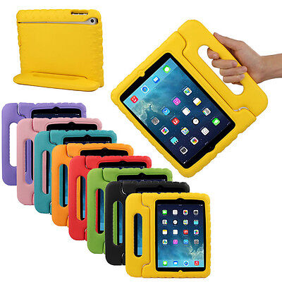 Multifunction Kids Shock Proof Handle Protective Case COVER SKIN For iPad Mini