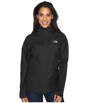 The North Face Women/'s Venture 2 Waterproof Shell TNF Black NEW Sz XS-XXL