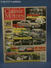 Classic Motors 3/09 DB W201 16V BMW M3 VW Bus Porsche 914
