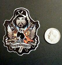 Dimebag Darrell sticker RARE Tribute Pantera  Original Dean Guitar