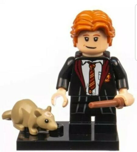 RON WEASLEY Mini Figure New 71022 LEGO Harry Potter /& Fantastic Beasts