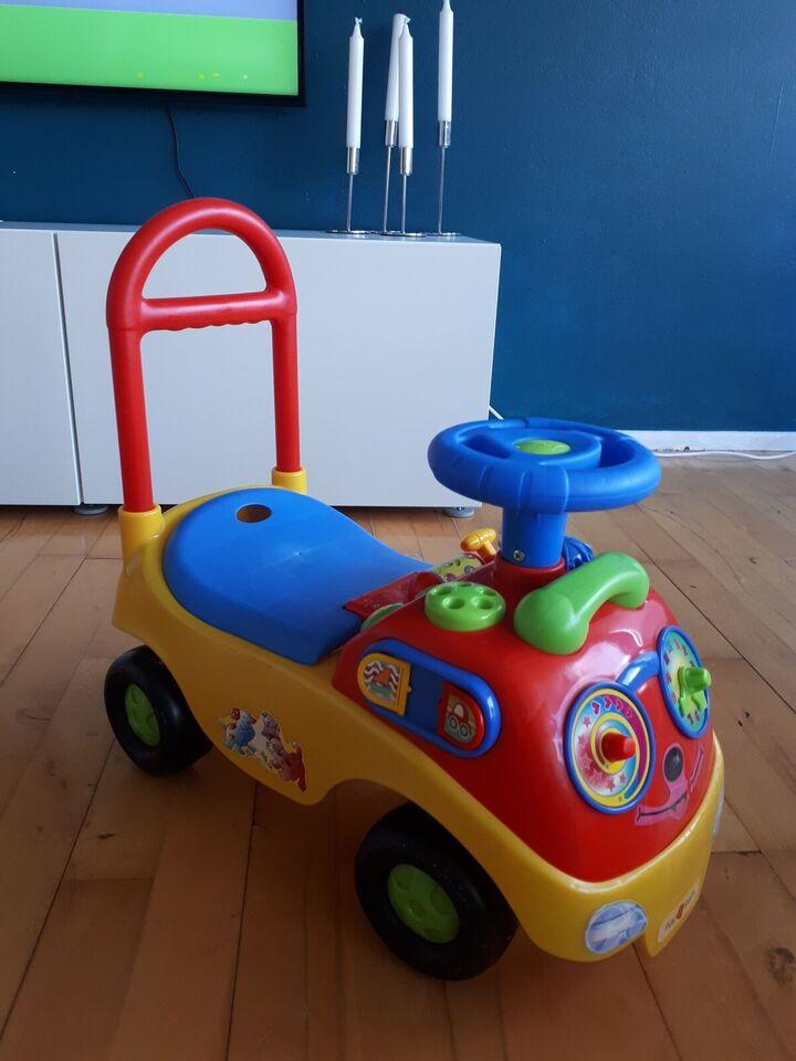 Gåbil/ Kørebil Play2Learn, Play2Learn
