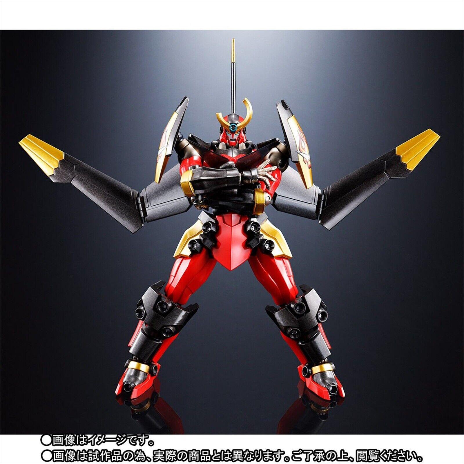 Bandai súper Robot Chogokin Gurren Lagann Set Figura De Acción 10th Anniversary