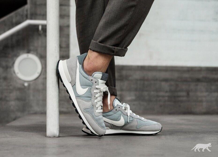 Nike Internationalist OG Wolf Grey Sail Size 7 828041-015
