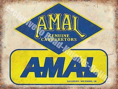 151 Vintage Engine Garage Advertising Solex Carburetor Medium Metal Tin Sign