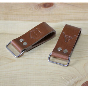 Leather Work Belt Loop Holder_Men's Belt Tape Measure, Layout Tool_FREE SHIPPING