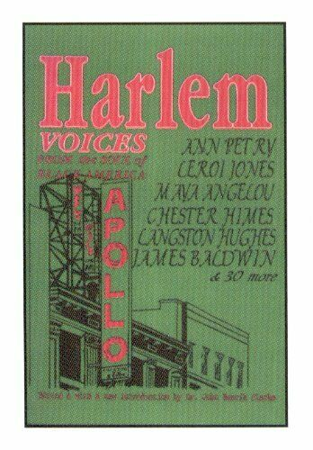 Harlem Voices from the Soul of Black America