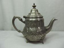 Vintage Islamic Arabic Middle East Teapot Pitcher Dar Naama Ahmed Jai Feda Hora
