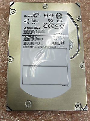 Dell Equallogic 300gb 15k.5 St3300655ss 9z1066-080 94557-01 Xrs0 Hdd