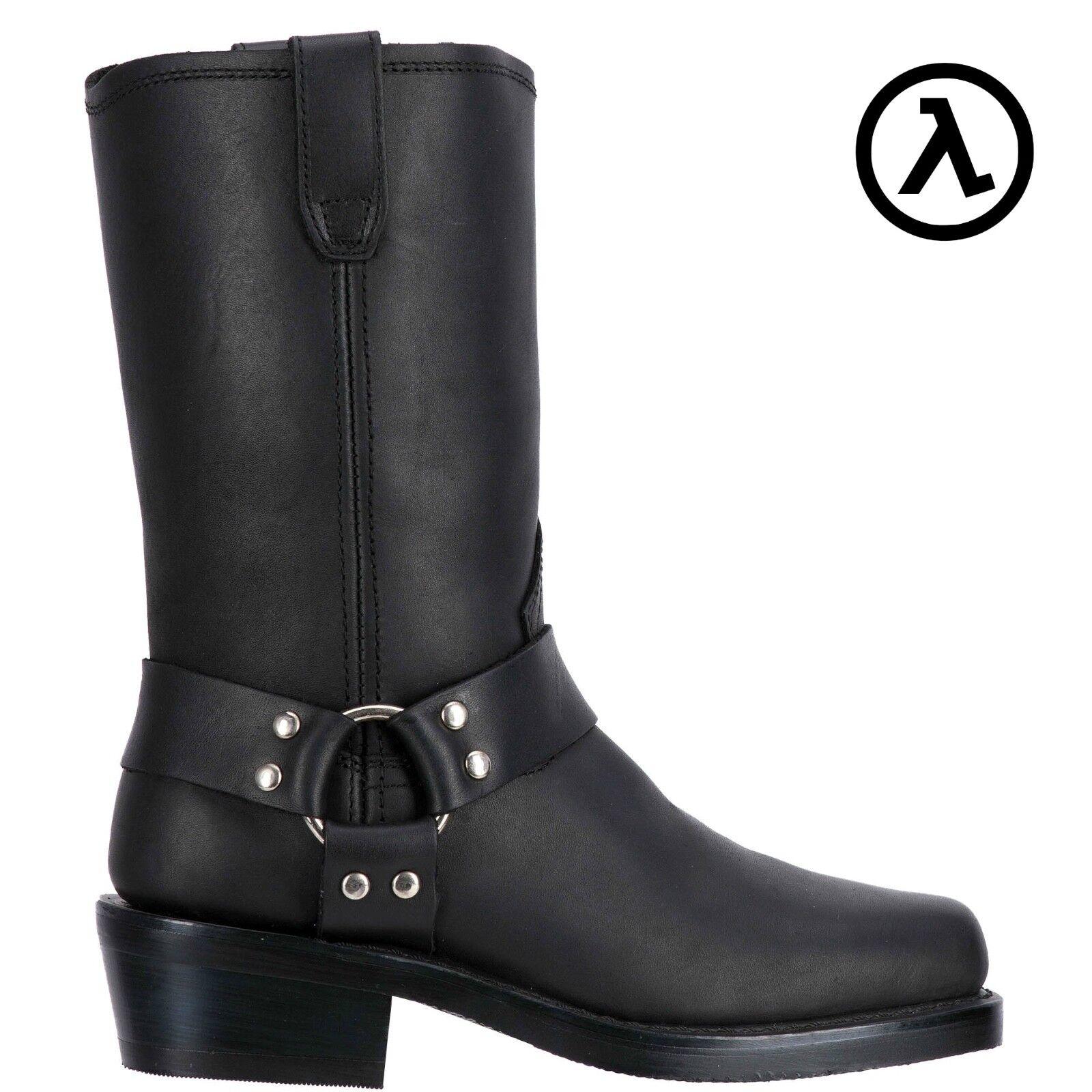 Dingo Molly 10  Arnés De Cuero Negro para Mujer Mujer Mujer botas occidentales DI07370  Todas las Tallas  barato y de alta calidad