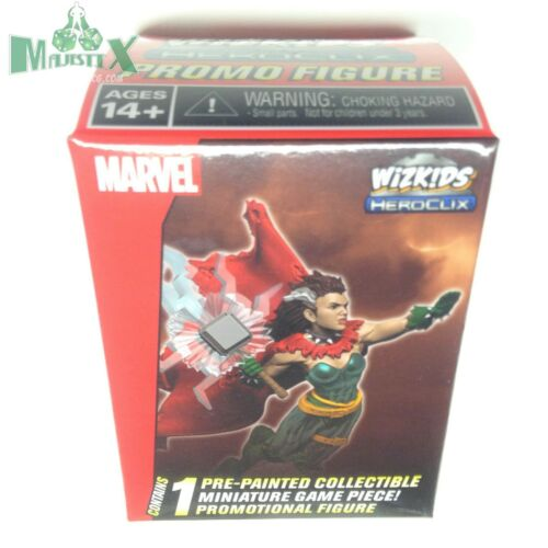 Heroclix 2019 Convention Exclusive Rogue #MP19-003 LE figure w//card!