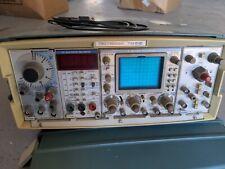 Tektronix Tm 515 Mainframe With Sc502 Oscilloscope Fg503 Am502 Dm501a