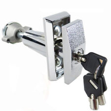 1pcs T Handle Vending Machine Pop Up Cylinder Lock Universal Plug Lock 3keys