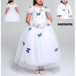 Caricamento dell immagine in corso Cenerentola-Sposa-Vestito-Carnevale -Maschera-Cinderella-Cosplay-Dress- 14311a3b18d7