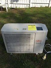 Fujitsu 18,000 BTU air conditioner Ductless