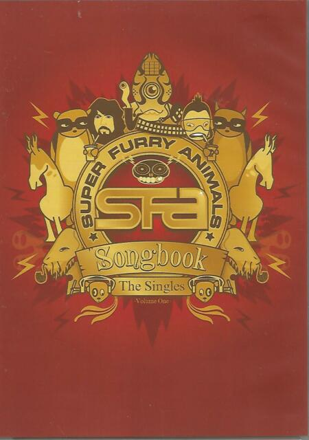 Super Furry Animals - Song Book DVD NEW (not sealed)