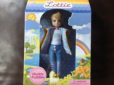 Lottie Ballet Class Doll 32903