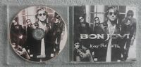 Bon Jovi - Keep The Faith - Original UK 3 TRK CD Single - RARE