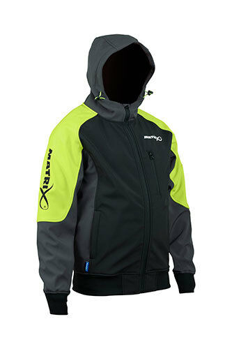 Matrix Soft Shell Fleece sizes MED-XXXL