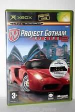 PROJECT GOTHAM RACING 2 GIOCO USATO OTTIMO XBOX ED ITALIANA RETROCOMPATIBILE GS1