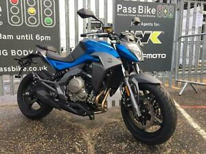 CFMoto 650NK 650cc Naked Motorcycle - New 2021 Colours