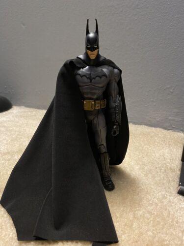 Custom Mcfarlane Batman Arkahm 1//12  CAPE ONLY One12 Dc Collectibles
