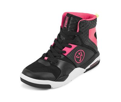 Zumba Air Stud Shoes Black A1F00143