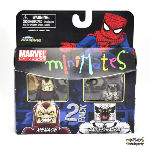 Marvel Minimates Series 33 Menace /& Anti-Venom