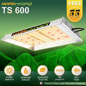 Mars Hydro TS 600W Full Spectrum Led Grow Lights for Indoor Plants Veg Flower