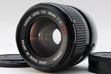 【B V.Good】Canon FD 35mm f/2 S.S.C. SSC Wide Angle Prime MF Lens From JAPAN #2737