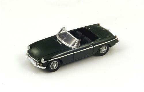 Mg B Roadster 1962 Green 1:43 Spark S4137