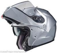 Hjc Is-max Ii Is-max2 Motorcycle Helmet Silver Xxxxxl 5x 5xl Xxxxx Modular Flip