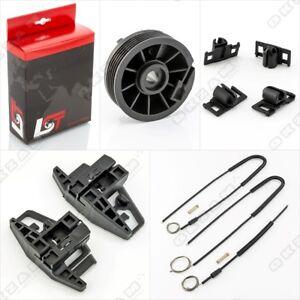 7L/_ Pour VW Touareg Kit de Réparation Lève-vitres Câble Kit à L/'avant Gauche