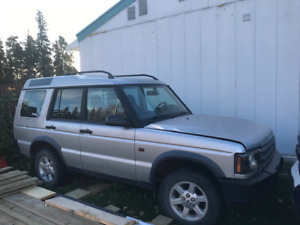 2002 Land Rover - Discovery