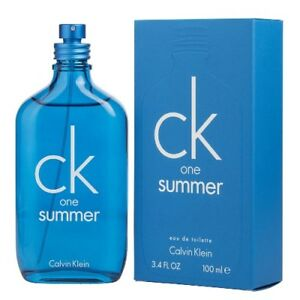 By Klein 3 Summer Oz Ck Details Unisex Perfume Calvin Cologne Box About In New One 2018 4 NvO8nwm0