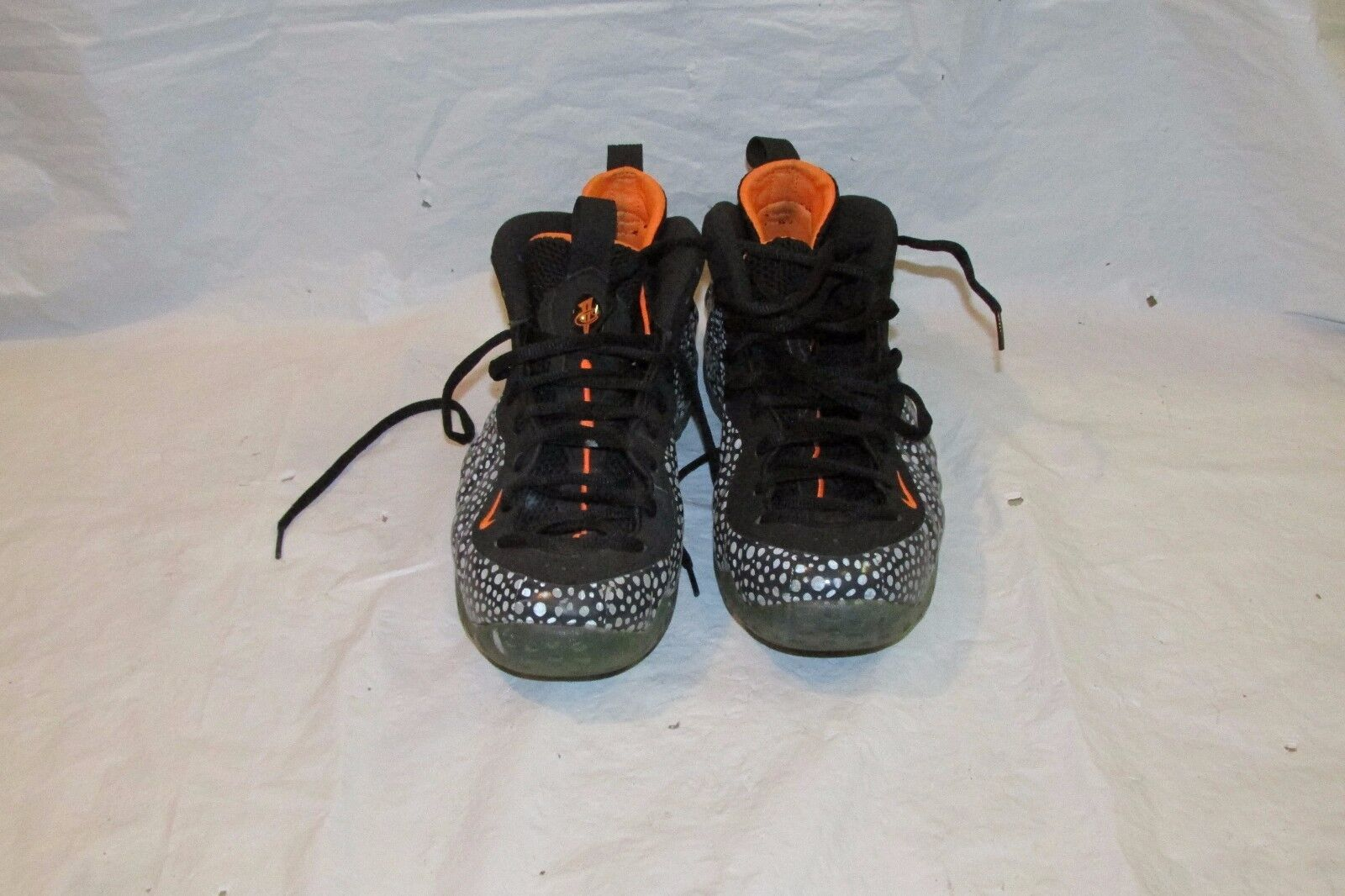 a19cc45177ddc Nike Air Foamposite One One One PRM Safari Mens Basketball Shoes Size 11.5  575420-003