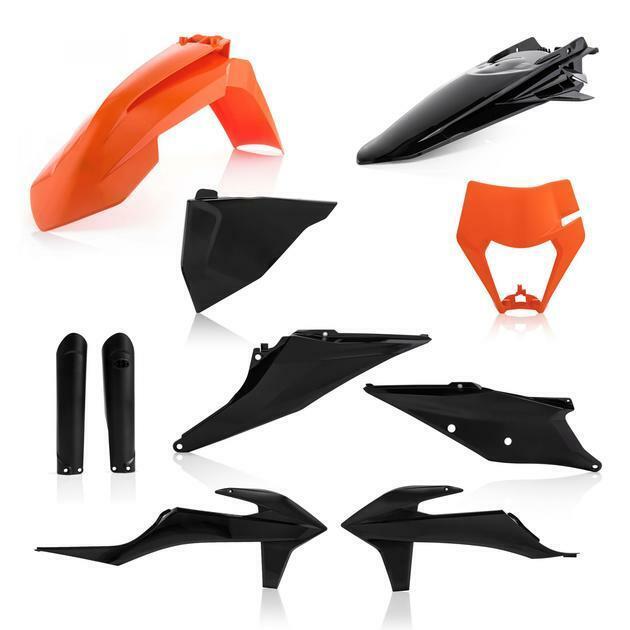 Acerbis 2374134891 Plastic Kit OEM 15