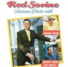 Famous Duets by Red Sovine (CD, Aug-1994, Hollywood)