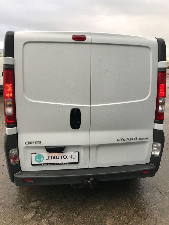 Opel, Vivaro, 2,0 CDTi 114 Van L1H1 eco