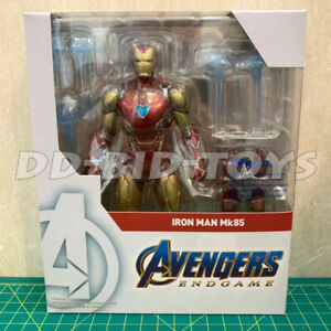 SHF-S-H-Figuarts-Marvel-Avengers-Iron-Man-MK85-Endgame-Action-Figure-China-Ver