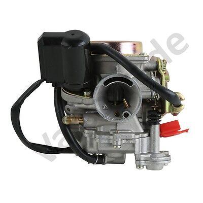Starter elettrico automatico per carburatore scooter Sym 50 Orbit