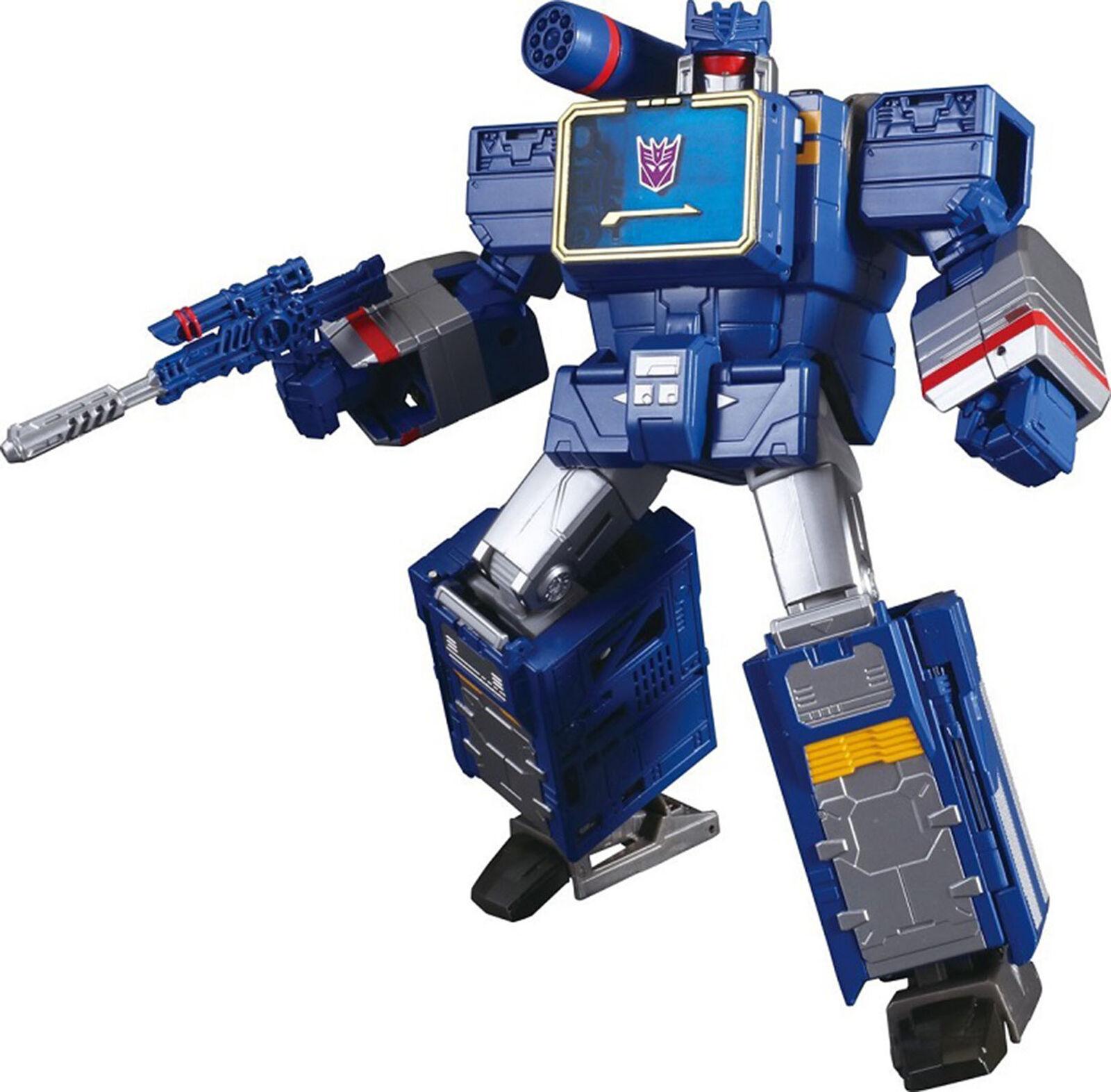 Transformers LG-36 Legends Series LG 36 Soundwave Figura De Acción Juguete Chrismas Nuevo