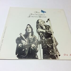 The-Incredible-String-Band-039-On-Air-039-BOJLP004-Vinyl-LP-EX-EX-Superb-Copy